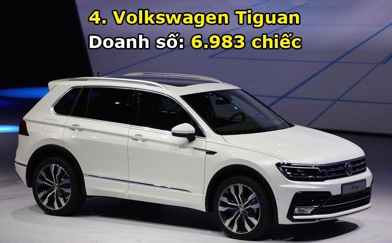 Khám phá 10 mẫu xe hơi được ưa chuộng nhất tại Đức trong tháng 3/2017 4