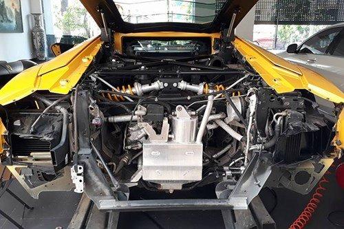 Lamborghini Aventador 5.