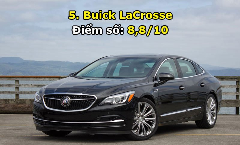 Buick LaCrosse.
