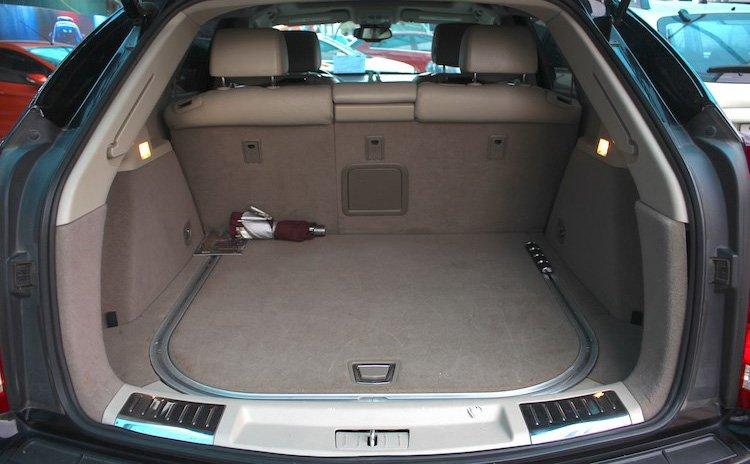 Cadillac SRX 11.