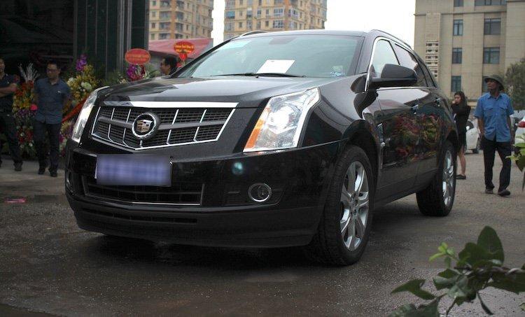 Cadillac SRX 3.