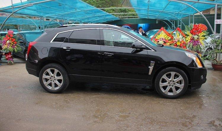 Cadillac SRX 5.