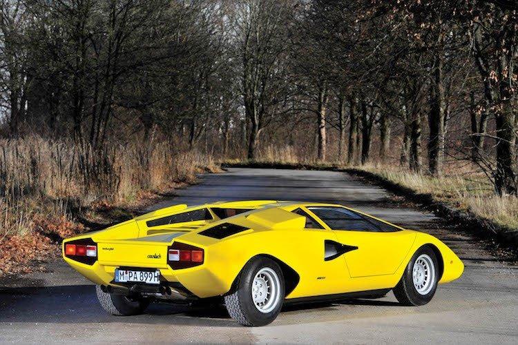 Lamborghini Countach 1.