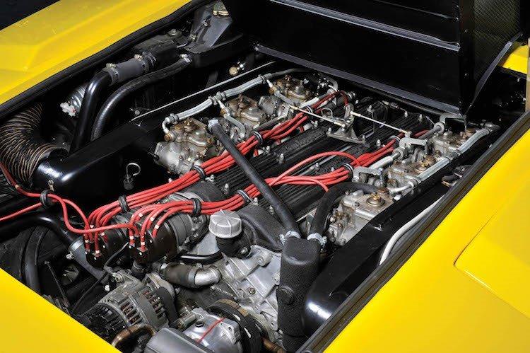 Lamborghini Countach 5.