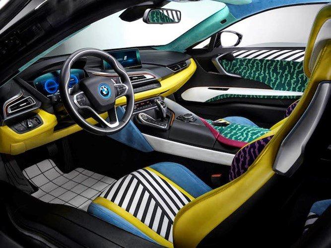 """Chiêm ngưỡng cặp đôi """"siêu xe xanh"""" BMW i3 và i8 cực chất 2"""