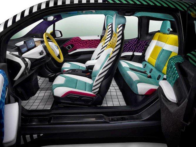 """Chiêm ngưỡng cặp đôi """"siêu xe xanh"""" BMW i3 và i8 cực chất 3"""