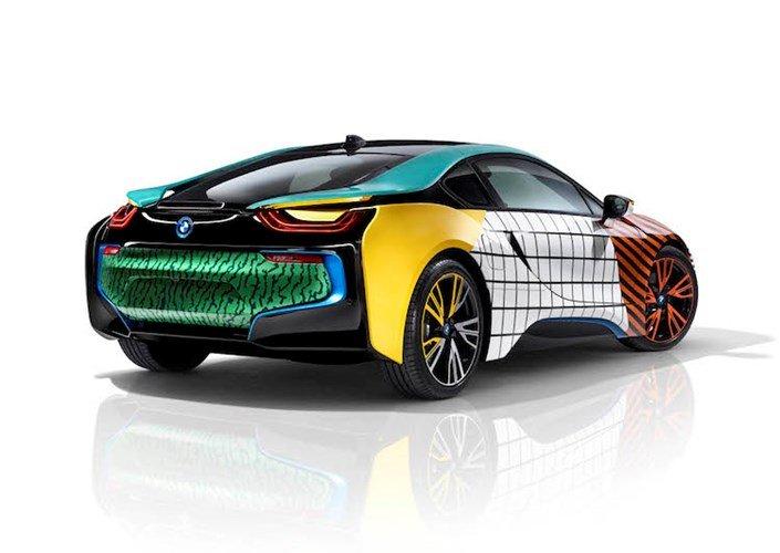 """Chiêm ngưỡng cặp đôi """"siêu xe xanh"""" BMW i3 và i8 cực chất 4"""