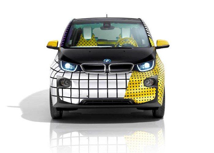 """Chiêm ngưỡng cặp đôi """"siêu xe xanh"""" BMW i3 và i8 cực chất 5"""