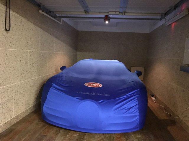Ngắm Bugatti Veyron Tiffany Edition màu xanh ngọc độc nhất vô nhị 2