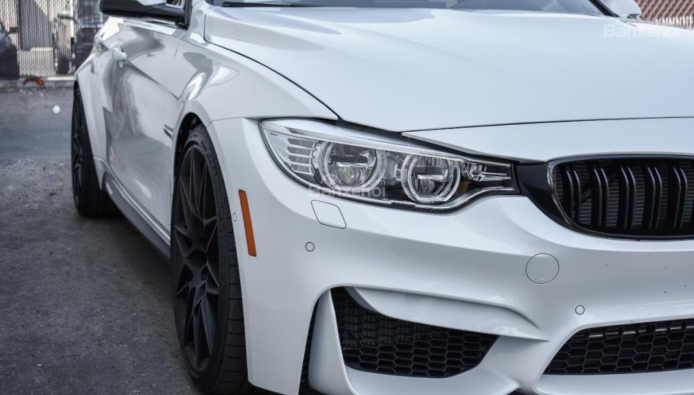 Chiêm ngưỡng BMW M3 ZCP màu trắng khoáng tuyệt đẹp a2