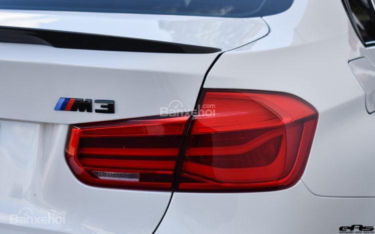 Chiêm ngưỡng BMW M3 ZCP màu trắng khoáng tuyệt đẹp a7
