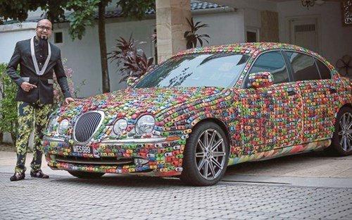 Jaguar độc đáo 1.