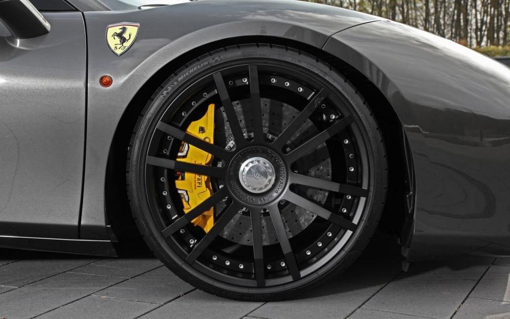 Bất ngờ Ferrari 488 GTS độ WheelsAndMore mạnh hơn cả McLaren 720 5