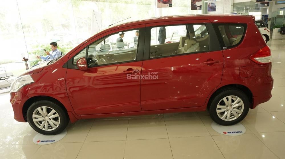 Suzuki Ertiga Mpv 7 Chỗ Xe Nhập Mau đỏ Sanh điệu