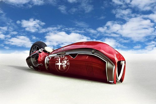 Alfa Romeo Spirito.