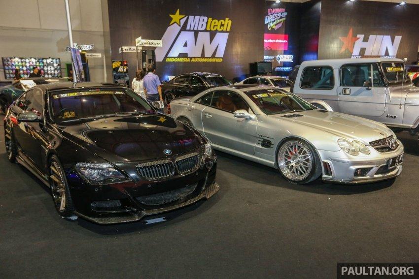 Những chiếc xe thể thao Đức như BMW hay Mercedes-Benz đời cũ.