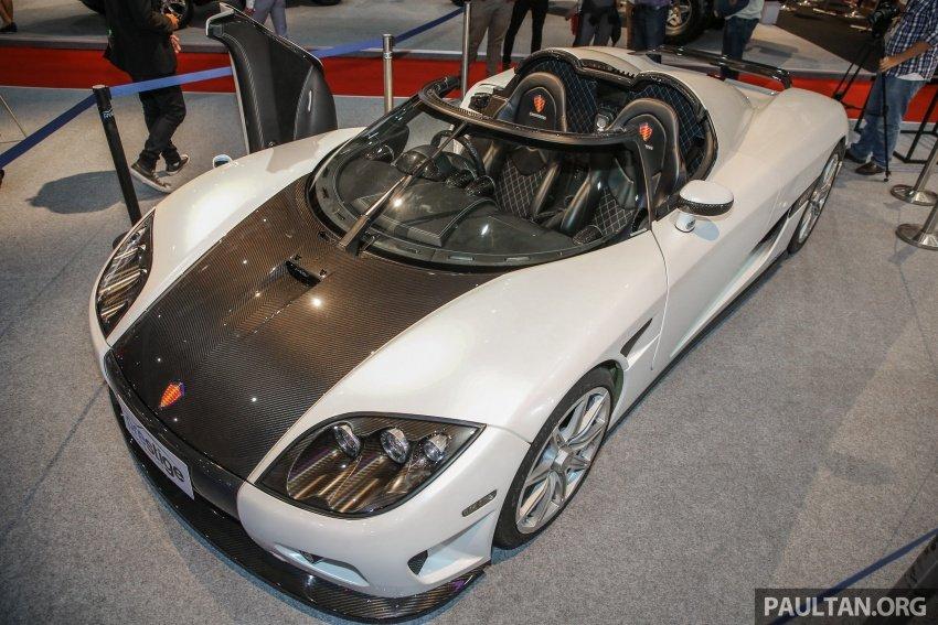 Từ siêu phẩm Koenigsegg CCX
