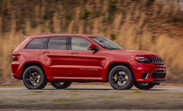 """""""Điểm danh"""" 10 mẫu xe SUV mạnh mẽ nhất thị trường 10"""