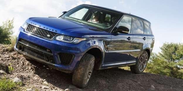 """""""Điểm danh"""" 10 mẫu xe SUV mạnh mẽ nhất thị trường 2"""