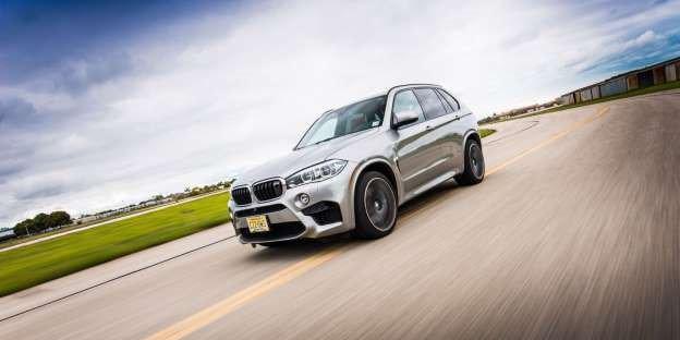 """""""Điểm danh"""" 10 mẫu xe SUV mạnh mẽ nhất thị trường 4"""