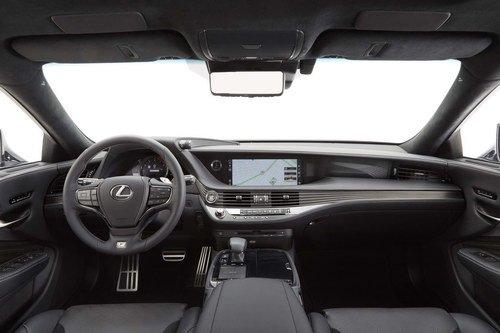 """Ngắm Lexus LS500 2018 trong bộ cánh F Sport cực """"ngầu"""" 3"""