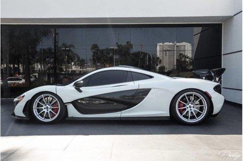 Chiêm ngưỡng McLaren P1 đã qua sử dụng có giá bán 59 tỷ đồng 3