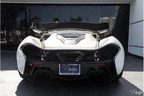 Chiêm ngưỡng McLaren P1 đã qua sử dụng có giá bán 59 tỷ đồng 4