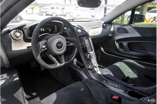 Chiêm ngưỡng McLaren P1 đã qua sử dụng có giá bán 59 tỷ đồng 7
