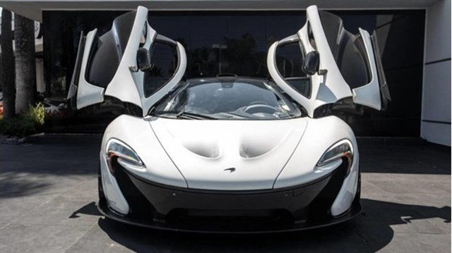 Chiêm ngưỡng McLaren P1 đã qua sử dụng có giá bán 59 tỷ đồng 1