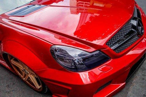 Mercedes SL55 AMG 3.