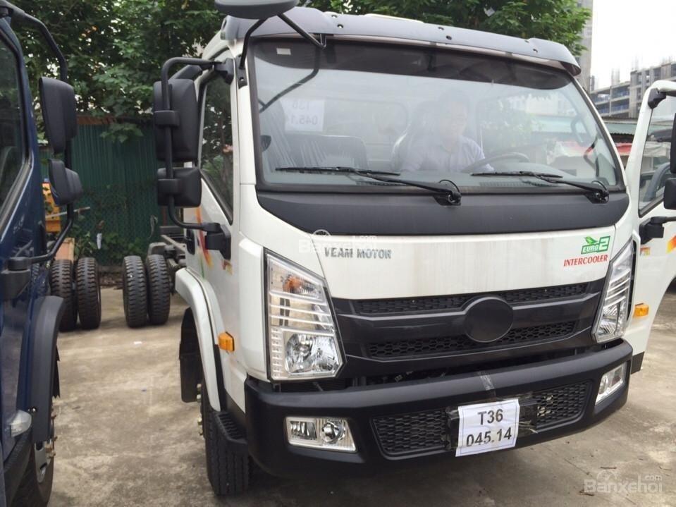 Bán xe tải Veam VT 751 tải trọng 7.5 tấn, thùng dài 6.1m động cơ Hyundai (1)
