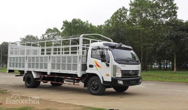 Bán xe tải Veam VT 751 tải trọng 7.5 tấn, thùng dài 6.1m động cơ Hyundai (2)