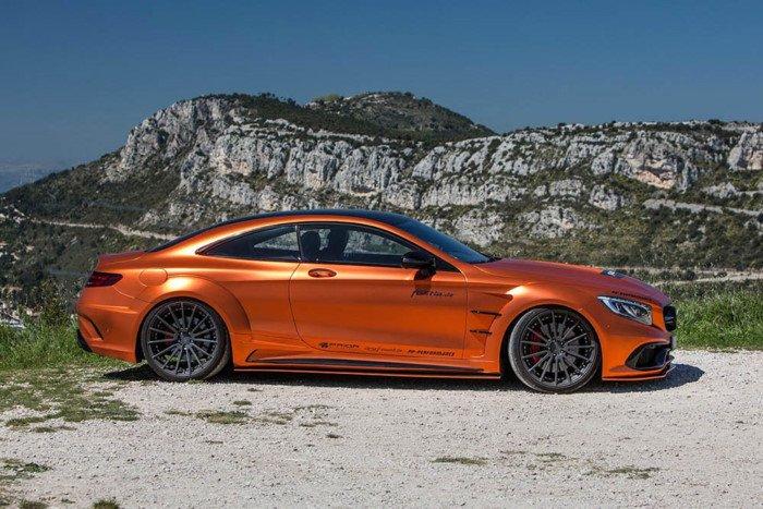 Mercedes-AMG S 63 Coupe bản độ 10.