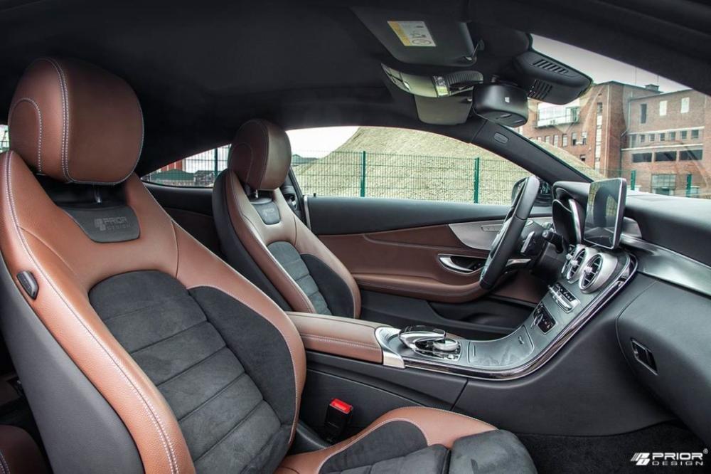 Ghế Mercedes-AMG C63