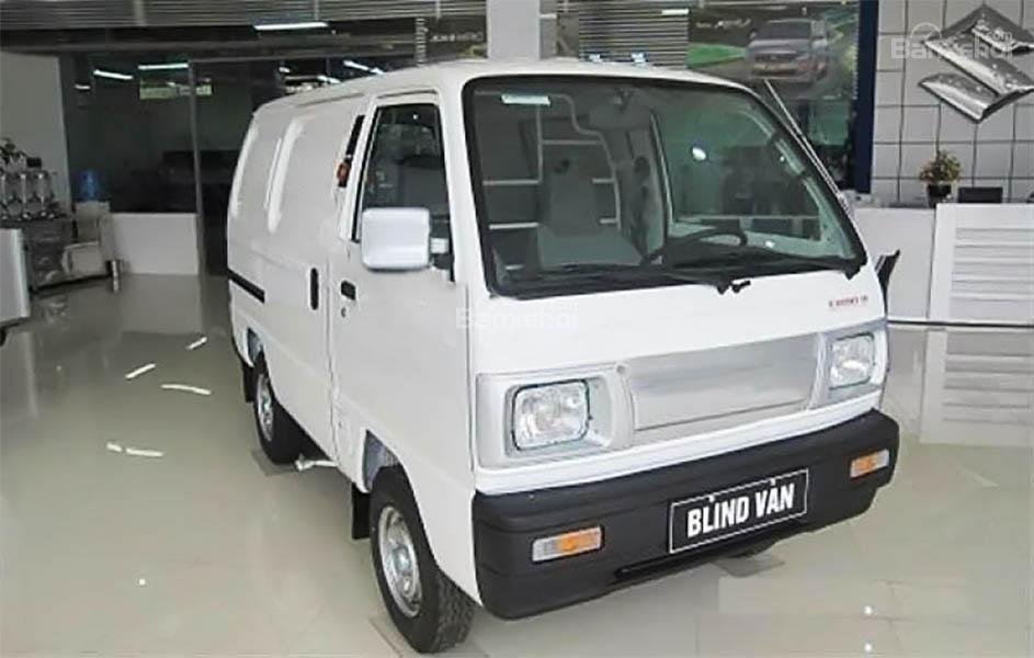 Cần bán xe Super Carry Van năm 2019, màu trắng - khuyến mãi đến 11 triệu - 0906.612.900 (1)