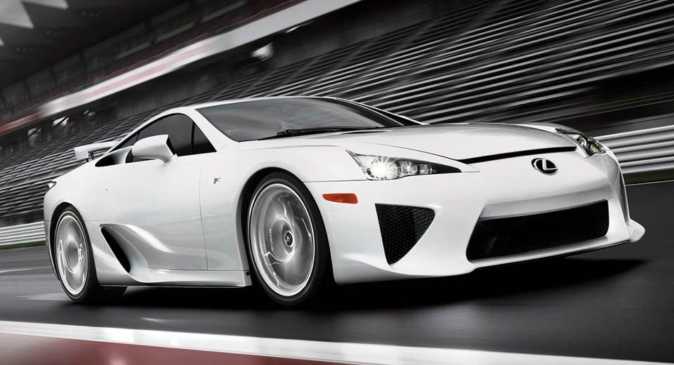 Lexus FA.