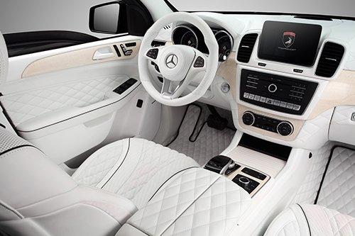 Mercedes GLE Guard 2.