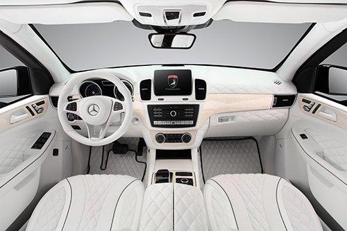 Mercedes GLE Guard 1.