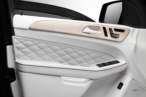 Mercedes GLE Guard 7.