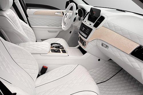 Mercedes GLE Guard 3.