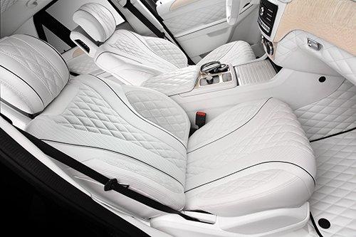 Mercedes GLE Guard 4.