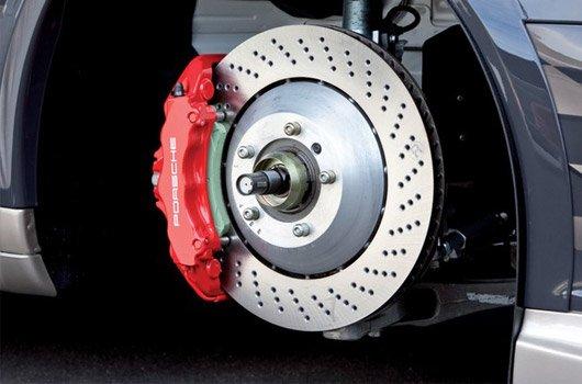 Tìm hiểu quy trình hoạt động của hệ thống phanh xe ô tô.