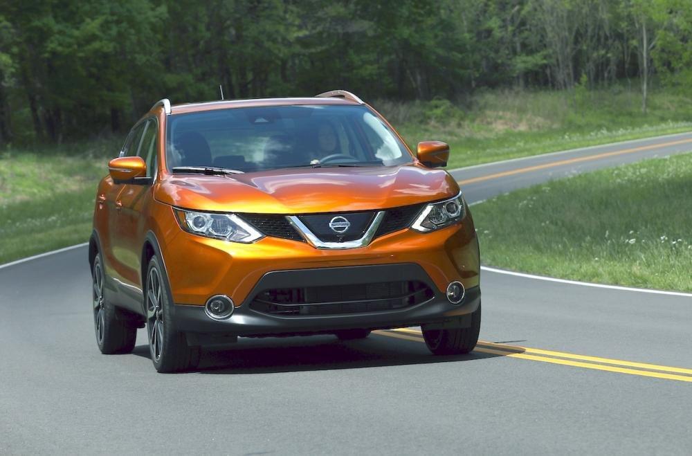 Đánh giá xe Nissan Qashqai Tại thị trường Mỹ, xe Qashqai/ Rogue Sport chỉ có duy nhất lựa chọn hộp số tự động vô cấp