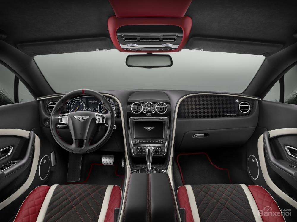 Bentley sắp ra mắt mẫu xe nhắm vào những người ăn chay.
