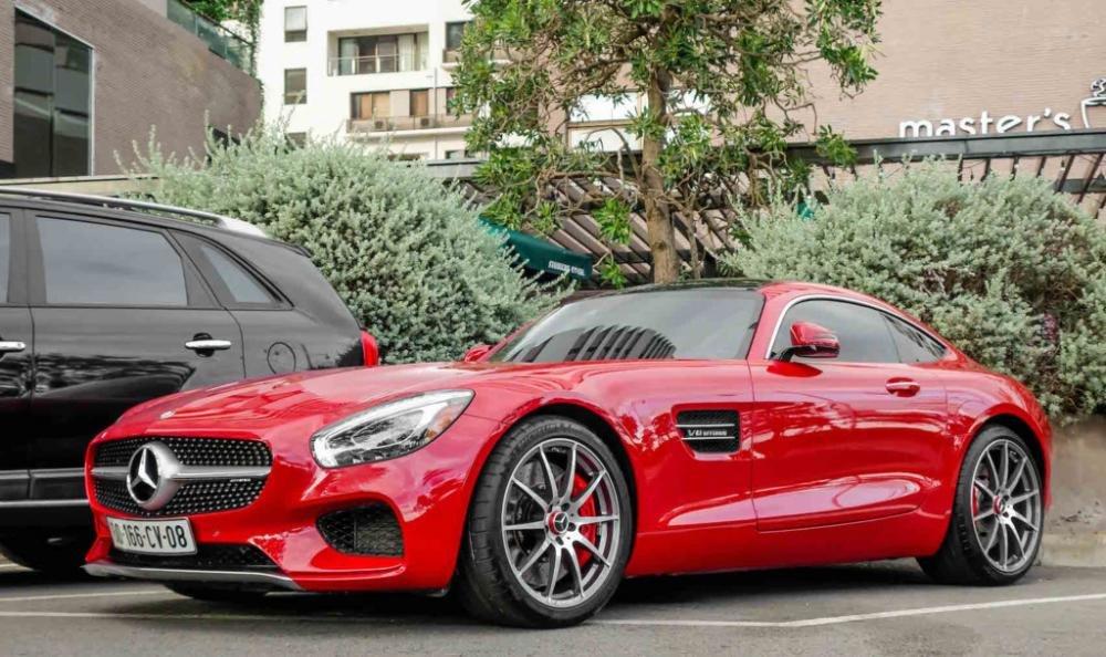 Mercedes GT AMG 2.