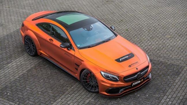 Fostla Mercedes-AMG S63 Coupe.