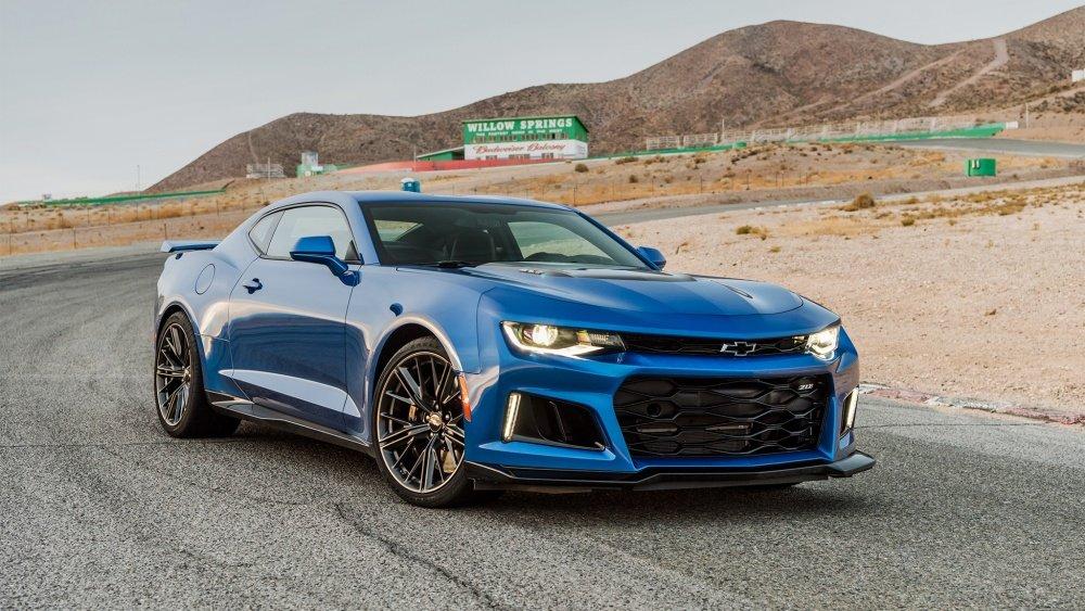 """Top 10 xe ô tô mạnh hơn 500 mã lực giá """"mềm"""" nhất hiện nay 2"""