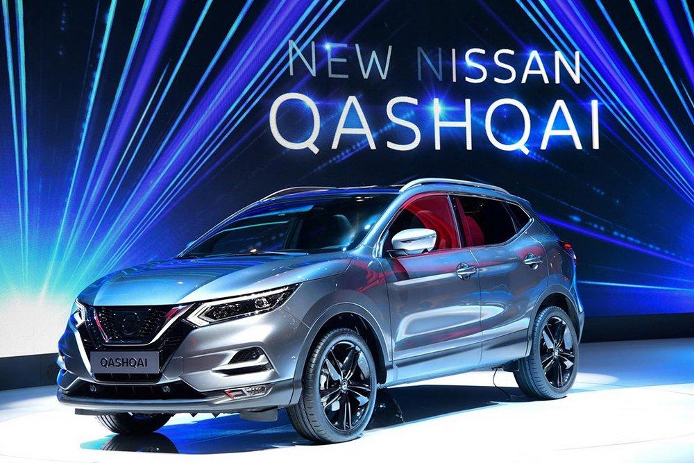 Nissan Qashqai 2018 với công nghệ bán tự hành có thể hiện diện tại Úc.