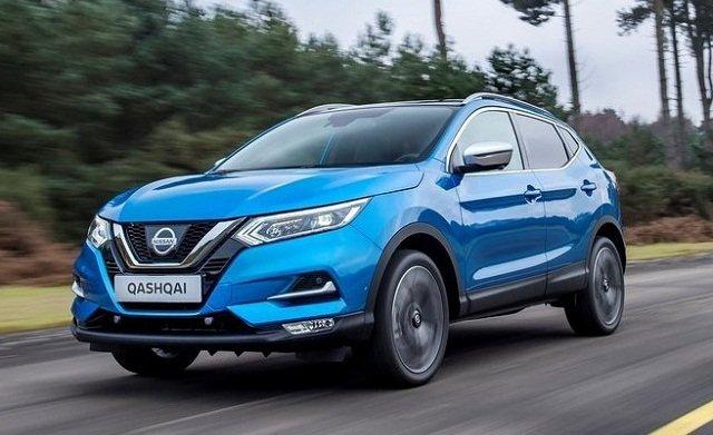 Nissan Qashqai 2018 có hệ thống bán tự lái