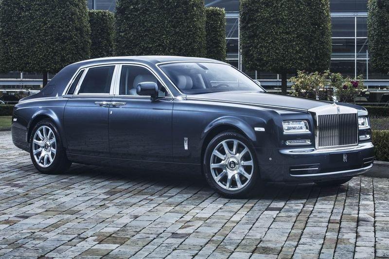 2015 Rolls-Royce Phantom.
